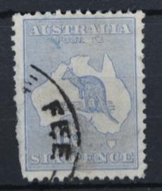 1913 MCHL 11 WM 2 KANGAROO ++ M 030