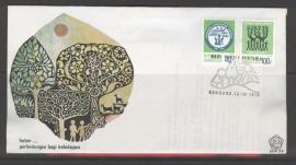 INDONESIË 1978 FDC 53
