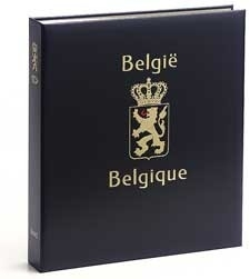 DAVO LUXE ALBUM BELGIË BELGIQUE 20E EEUW 1999-2002