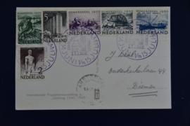 ZOMER 1950 SERIE OP ANSICHTSKAART