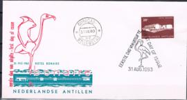 ANTILLEN 1963 FDC E 26A