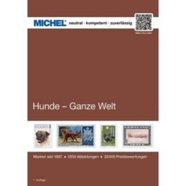 Michel Honden Wereld. 1e editie