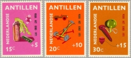 ANTILLEN 1971 NVPH SERIE 442 KIND