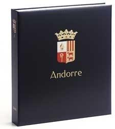 DAVO LUXE ALBUM ANDORRA FRANS DEEL I 1931-2009