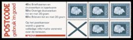 Postzegelboekjes 21-50
