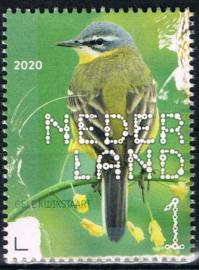 NEDERLAND VOGELS BIRDS 1/10 ++ D(B) 183