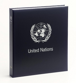 DAVO LUXE ALBUM UNITED NATIONS NEW YORK DEEL I 1951-1995