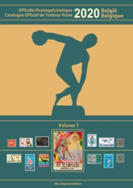 Belgie Netto catalogus 2020 inclusief ex-Koloniën