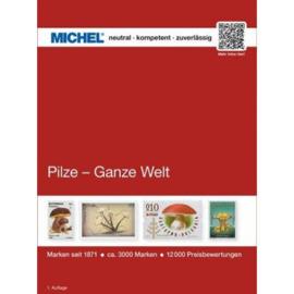 Michel Paddestoelen Wereld. 1e editie