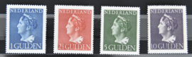 NEDERLAND 1946 NVPH 346-349 POSTFRIS ++ PH