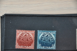 1949 NVPH 278-279  ++ M 035