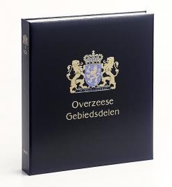 DAVO LUXE ALBUM OVERZEESE GEBIEDEN DEEL VII NED. ANTILLEN 2015-2018
