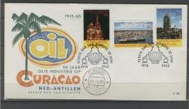 ANTILLEN 1965 FDC E036 OLIE