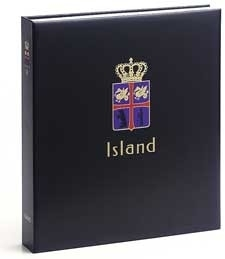 DAVO LUXE ALBUM IJSLAND DEEL I 1873-1989