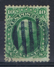 USA UNITED STATES 1861 MCHL 20  ++ C 187
