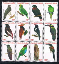 ANTILLEN 2009 NVPH SERIE 1908 VOGELS BIRDS
