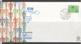 INDONESIË FDC SHP 1990-9