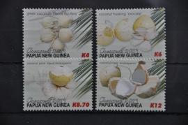 PAPUA NEW GUINEA 2013 KOKOSNOTEN ++ M 216