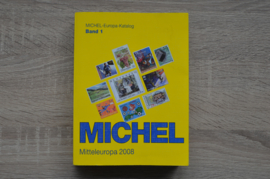 OVERJARIGE MICHEL CATALOGUS DEEL 1 MIDDEN EUROPA 2008