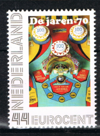 JAREN '70 FLIPPERKAST ++ M3 - 06