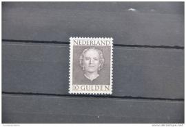 NEDERLAND 1949 NVPH 537 POSTFRIS ++ H 014