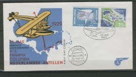 ANTILLEN 1964 FDC E 30-1