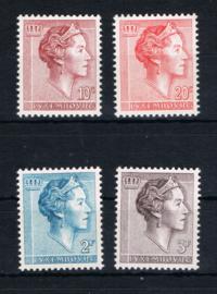 Luxemburg 1961   ++ Lux004