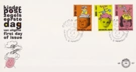 NEDERLAND NVPH FDC E357 KIND CHILD