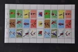 NVPH V 88-99 OLYMPISCHE SPELEN OLYMPICS