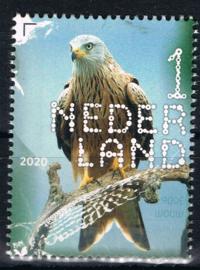 NEDERLAND VOGELS BIRDS 2/10 ++ D(B) 182