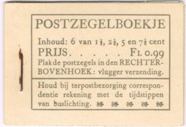 POSTZEGELBOEKJE 1941  PZB PZ 38-N POSTFRIS ++ C 304