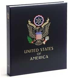 DAVO LUXE ALBUM USA DEEL I 1847-1944