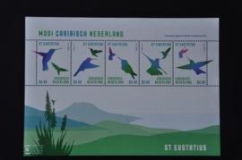 ST. EUSTATIUS  MOOI CARIBISCH NEDERLAND ++ M3 12