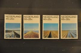 NEDERLAND 1981 NVPH 1216-19 ++ P 097
