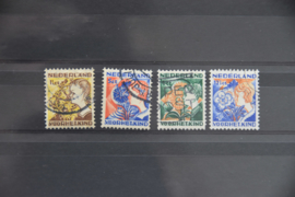 NEDERLAND 1932 NVPH 248-251 GEBRUIKT ++ A 484