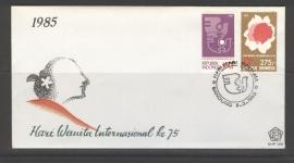 INDONESIË 1985 FDC 166 VROUWEN
