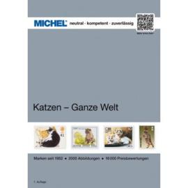 Michel Katten Wereld. 1e editie