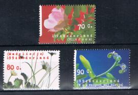 NEDERLAND 1994 NVPH 1601 BLOEMEN ++ B 528