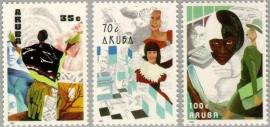 ARUBA 1991 NVPH SERIE 089