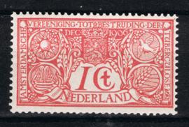 NEDERLAND 1900 NVPH 84 POSTFRIS ++ H 416