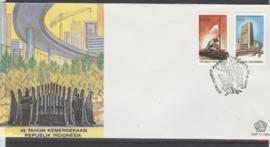 INDONESIË FDC SHP 1990-11