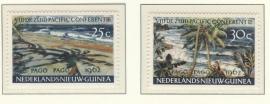 NIEUW GUINEA 1962 NVPH SERIE 76 PAGO PAGO