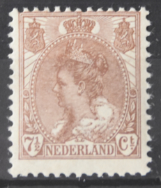 NEDERLAND 1900 NVPH 61 POSTFRIS ++ Q 272
