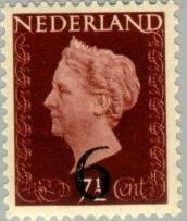 NEDERLAND 1950 NVPH SERIE 549