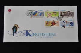 FDC NAMIBIA 2014 VOGELS ++ M2 - 26