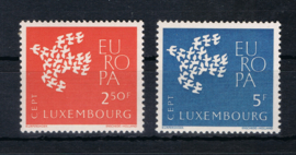 Luxemburg 1961   ++ Lux003