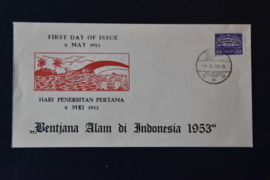 1953 FDC ZBL 117