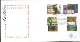 ANTILLEN 1998 FDC E290