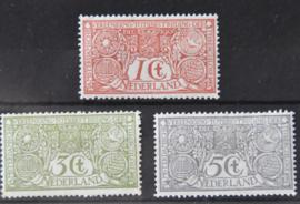 NEDERLAND 1906 NVPH 8-86 ONGEBRUIKT ++ Q 267