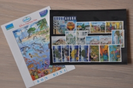 ARUBA 1997 COMPLEET POSTFRIS + N 143